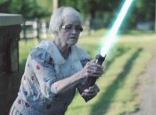 Don?t Mess With Jedi Grandma